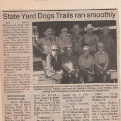 newspaper clipping may 1999